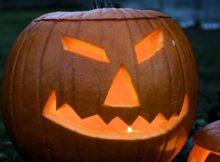 Halloween App - Jack-o'-lantern
