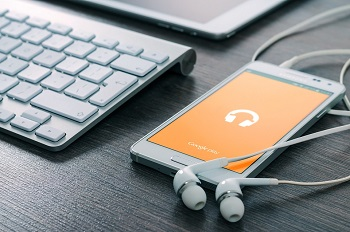 Streaming Music Service - Google Play Music