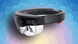 Apple Augmented Reality Glasses - Image of Hololens AR Glasses