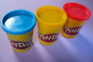 Augmented Reality App - Play-Doh