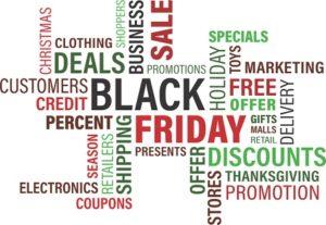 Black Friday Mobile Commerce