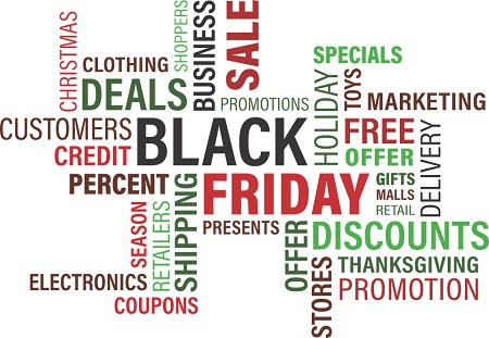 Black Friday Mobile Commerce