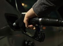 Gas Station Mobile Payments - Refueling Car