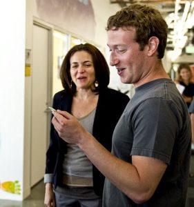 Mark Zuckerberg - Facebook Social Media Marketing