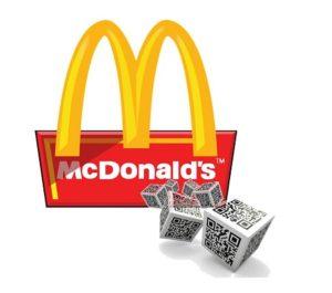 QR Code Payments McDonald's