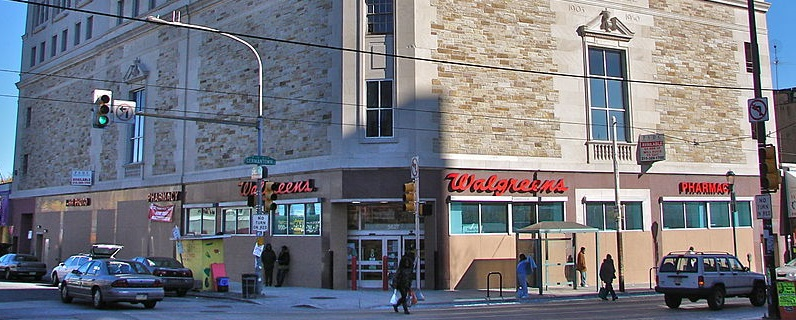 Walgreens Geolocation Beacons - Walgreens Store