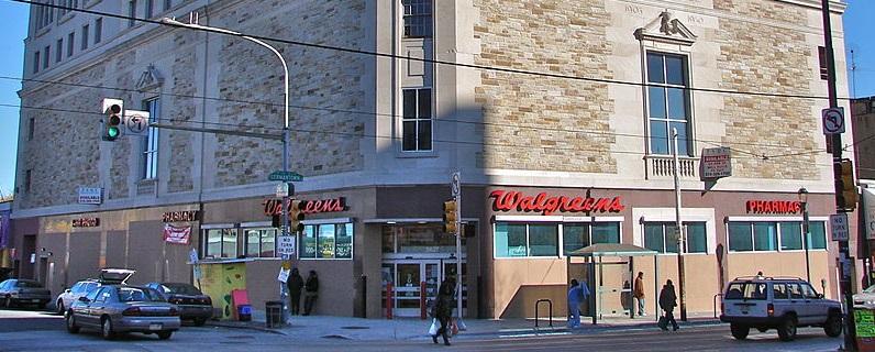 Walgreens Geolocation Beacons - Walgreens Store