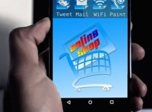 Mobile Commerce Security - Shopping via smartphone
