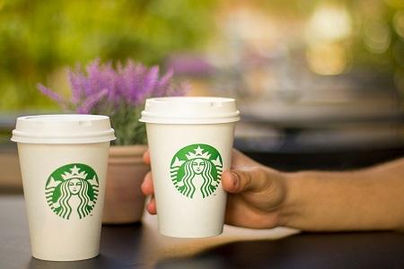 Starbucks QR Code - Starbucks Coffee