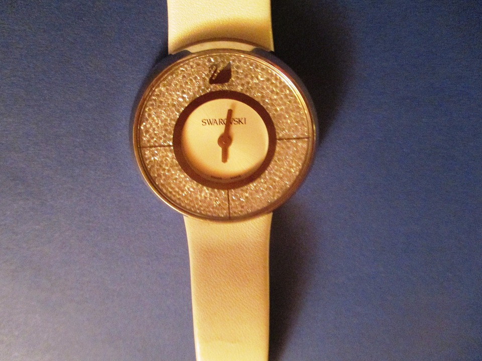 Swarovski smartwatch - Image of Swarovski Watch