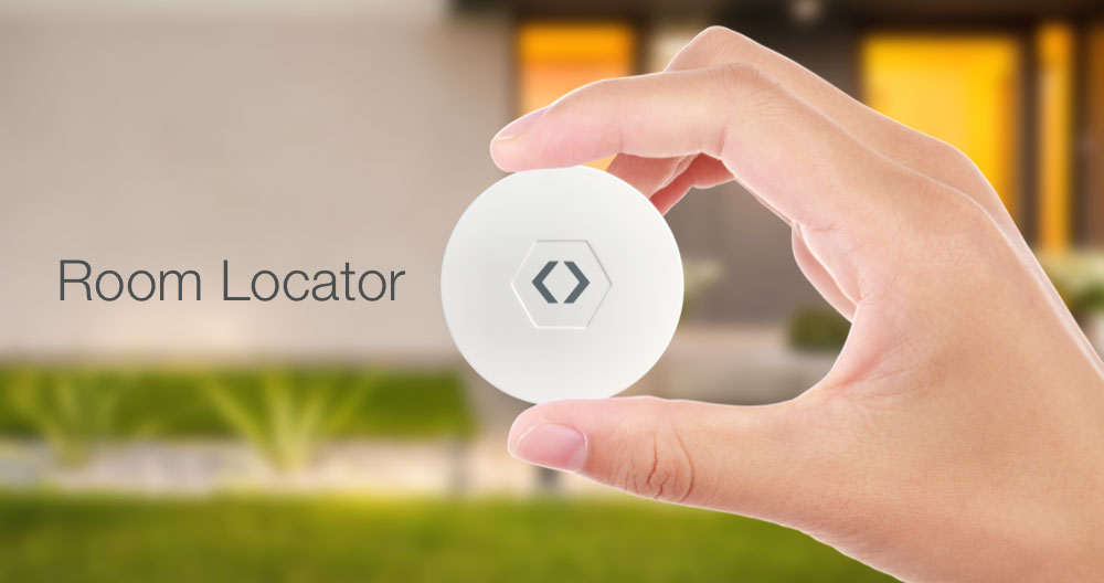 Room Locator now makes it possible to control smart home devices