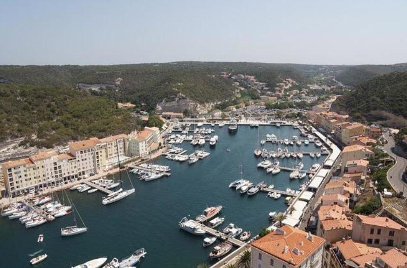 Cruise Corsica