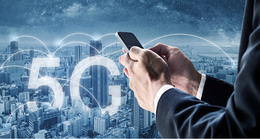 5g mobile technology for business